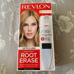 NIB Revlon Root Erase Medium Blonde
